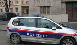 سيارة الشرطة النمساوية