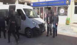 الأمن التركي يلقي القبض على مجموعة مكونة من 8 أشخاص