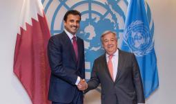 قطر والأمم المتحدة