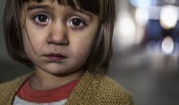 الأطفال السوريون