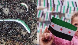 من مظاهرات الثورة السورية 15 آذار 2021