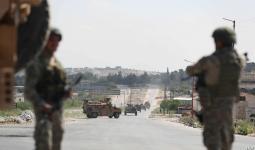 قوات تركية شمال سوريا