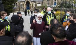 مسلمين في بريطانيا