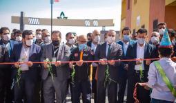 افتتاح المرحلة الأولى من تجمع عطاء السكني الثالث في ريف جرابلس