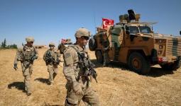 الجيش التركي شمالي سوريا
