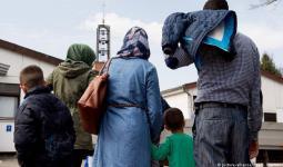 لاجئين سوريين في ألمانيا