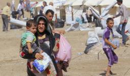 اللاجئين-السوريين