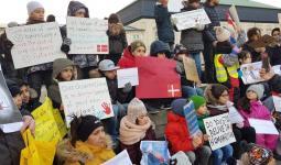 اللاجئين السوريين في الدنمارك