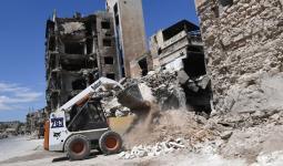 الإعمار في سوريا
