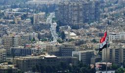 مناطق نظام الأسد
