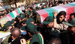 قتلى من الحرس الثوري الإيراني في سوريا