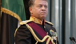 عبد الله الثاني بن الحسين ملك الأردن