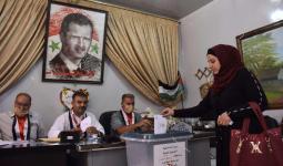 الانتخابات الرئاسية السورية