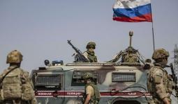 قوات روسية