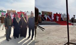 ملتقى القبائل والعشائر الكبير في نبع السلام