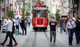 انتشار كورونا في تركيا
