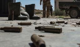اشتباك في سوريا