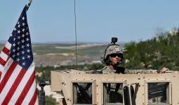 قوات أمريكية شرقي سوريا