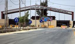 الأردن أغلقت المعبر المذكور لمدة ثلاث سنوات، في أعقاب سيطرة