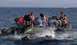مهاجرين في البحر المتوسط