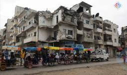 الأسد يستخدم المساعدات الإنسانية سلاح حرب