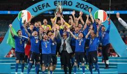 إيطاليا تحصد لقب اليورو