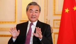 وزير الخارجية الصيني وانغ بي