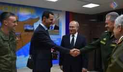 الحب الروسي لنظام الأسد