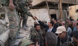 تسوية لنظام الأسد تُمهد لترحيل عشرات الشبان من ريف دمشق