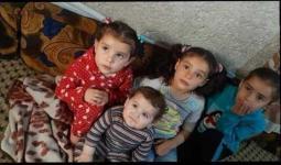 ضحايا أطفال في مجزرة إحسم جنوب إدلب 18 تموز 2021