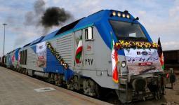 قطارات إيرانية