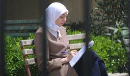 طالبة جامعية في دمشق (تعبيرية)