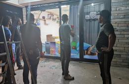 ترميم محلات السوريين المتضررة في أنقرة