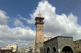 المسجد العمري في درعا البلد