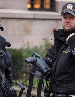 شرطة نرويجية