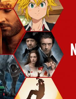 قائمة طويلة من العروض التلفزيونية الجديدة والأفلام والعروض الكوميدية