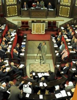 انتخابات برلمان الأسد.. هزل معجون بالسخرية والتحدي