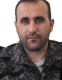 عضو لجنة المصالحة الوطنية في حماة عمر رحمون