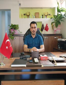 المعني بشؤون السوريين في تركيا (أحمد جميل نبهان)