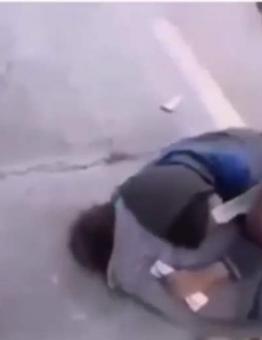 صورة للطفل المتوفى من الفيديو