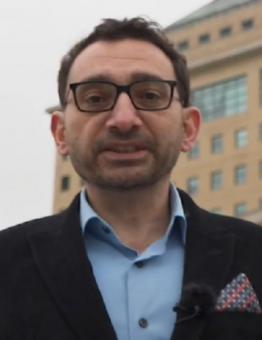 وزير النقل الكندي عمر الغبرا