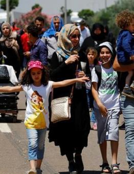 اللاجئين السوريين في أوروبا