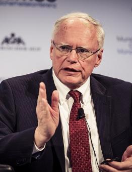 المبعوث الأمريكي السابق إلى سوريا جيمس جيفري
