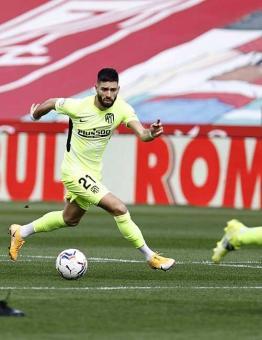 أتلتيكو مدريد من اللقاء