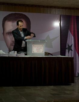الانتخابات الرئاسية عام 2014