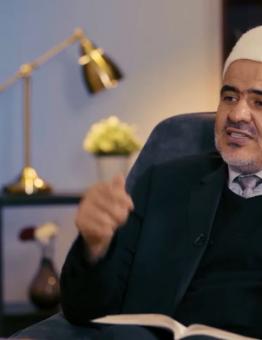 عضو الأمانة العامة لاتحاد علماء المسلمين والمفكر الليبي د.علي محمد الصلابي