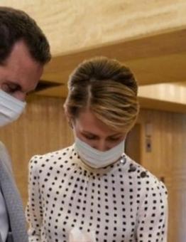 بشار الأسد وزوجته.jpg