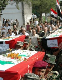 قتلى ميليشيا الأسد