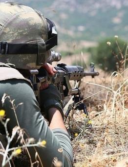 عنصر من قوات الجيش التركي في سوريا