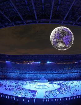افتتاح أولومبيات طوكيو 23 7 2021